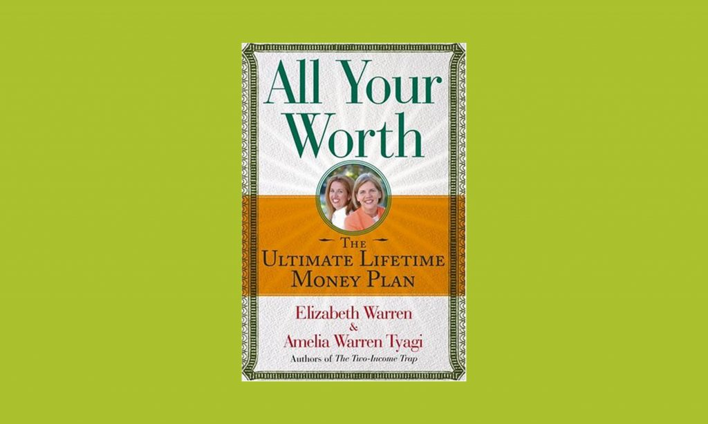 50/20/30 Rule, All Your Worth: The Ultimate Lifetime Money Plan, Book, Finance, Accounting, Budgeting