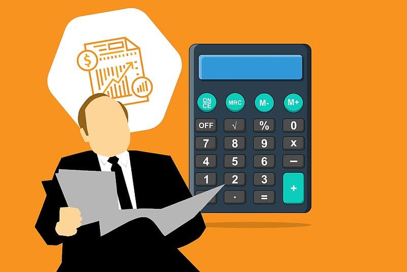 50/20/30 Rule, Calculator, Finance, Accounting, Budgeting