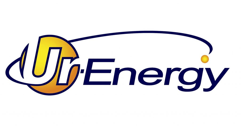 Best penny stocks, UR Energy logo