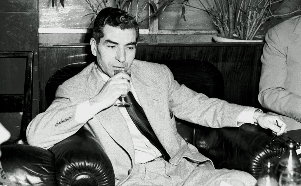 Lucky Luciano, Excelsior Hotel, Racketeering, Crime, Money