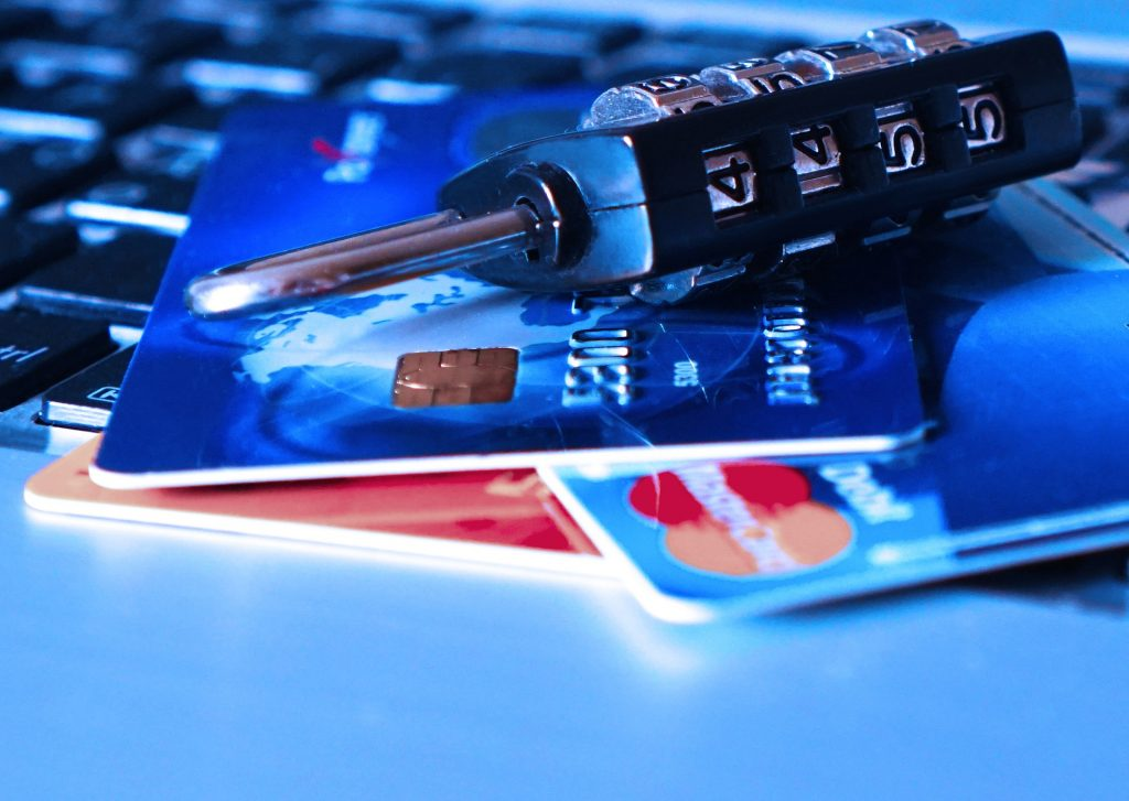 Credit Card, Fraud, Theft, Racketeering