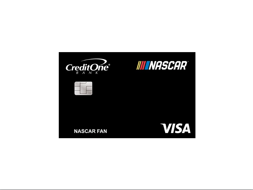 NASCAR Credit Card, Credit One Credit Card, Finance, Credit, Bank, Money