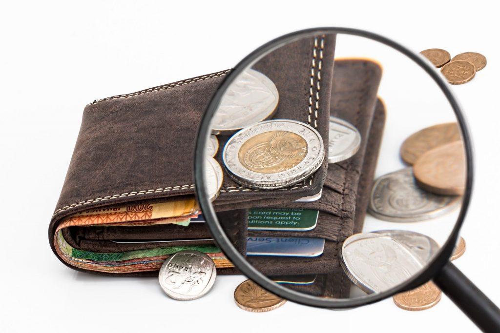 Wallet, Credit, Cash, Investment, Debt-free, Money, Finance