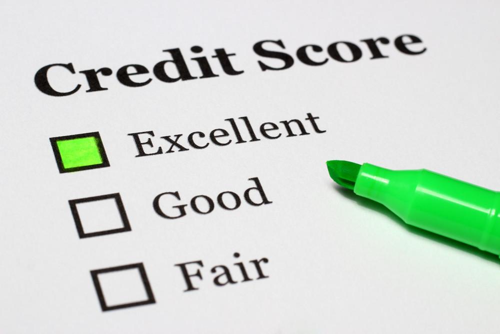 Credit Score, Excellent Score, Finance, Rating
