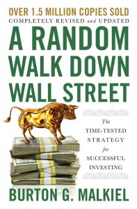 A Random Walk Down Wall Street By Burton G. Malkie, Investment Books, Money, Guide