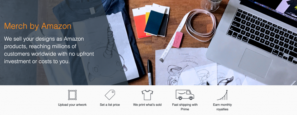 Amazon Merch, Products, Buying, Business
