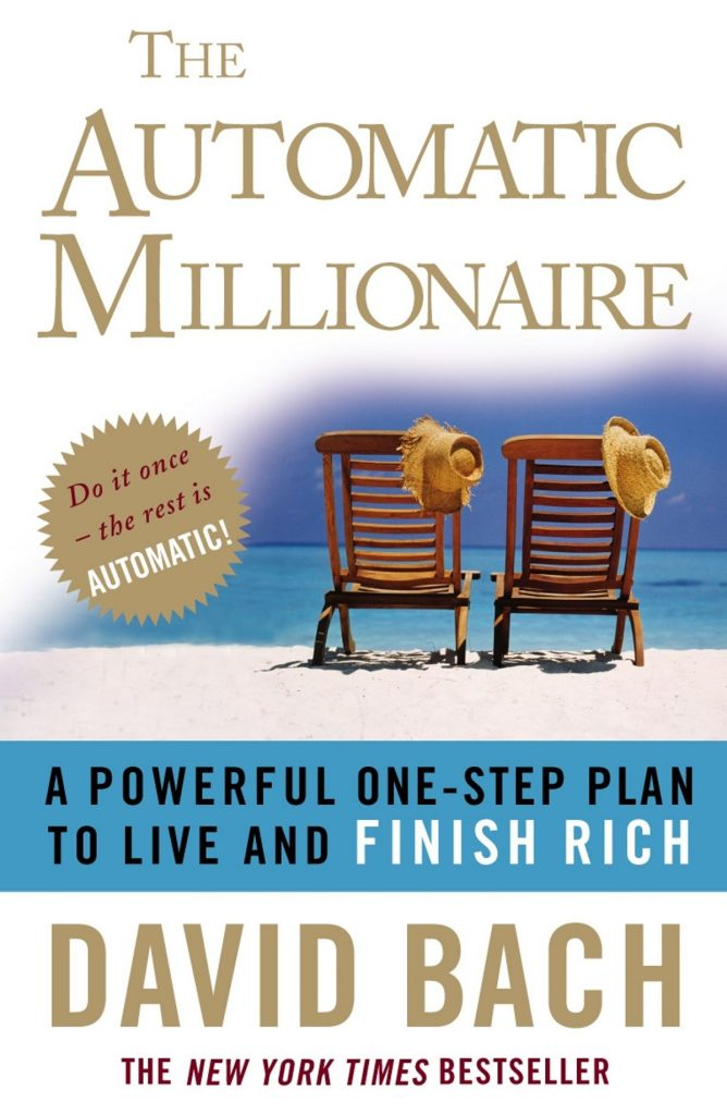 The Automatic Millionaire by David Bach, Finance Books, Investment Books, Money, Guide