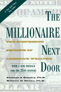 The Millionaire Next Door By Thomas J. Stanley and William D. Danko, Investment Books, Money, Guide