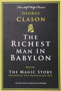The Richest Man in Babylon by George S. Clason, Finance Books, Investment Books, Money, Guide