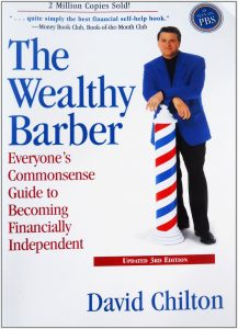 The Wealthy Barber by David Chilton, Finance Books, Investment Books, Money, Guide
