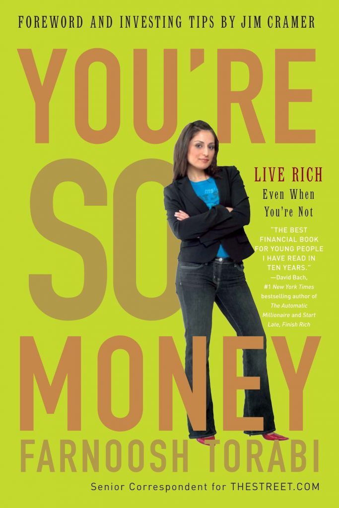 You're So Money By Farnoosh Torabi, Finance Books, Investment Books, Money, Guide