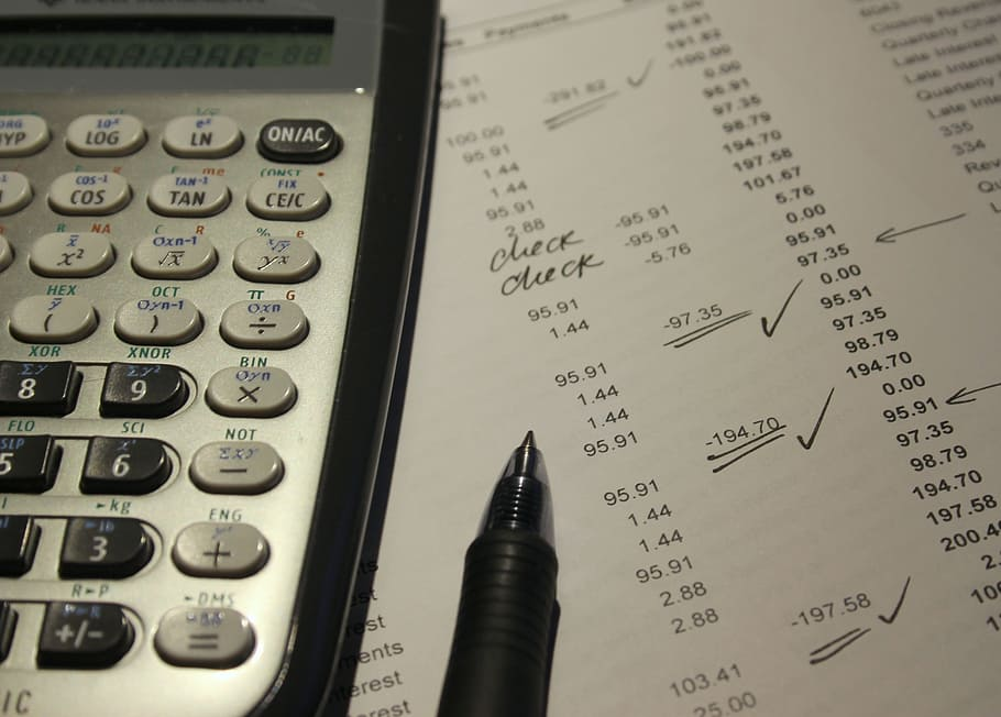 Accounting, Report, Credit Card, Payment, Finance