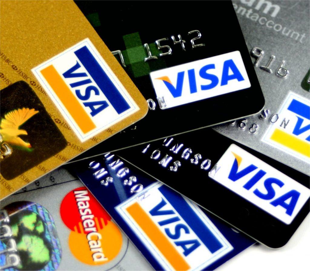 Debit Card, Credit Card, Visa, Mastercard