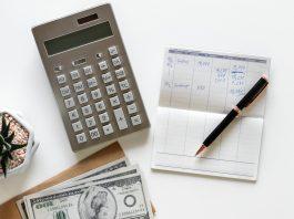 Checking vs. Savings Account, Passbook, Pen, Calculator, Pen, Money