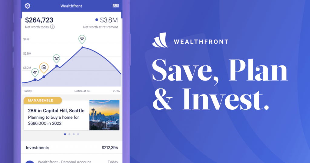 Wealthfront, Robo-advisor, Investment, Finance