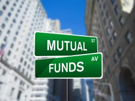 Types of Mutual Funds, Wall Street Sign, Finance, Business, Economics