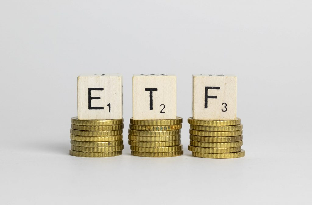 Investments, ETFs, Types Of Invesments, Exchange-Traded Funds, Finance